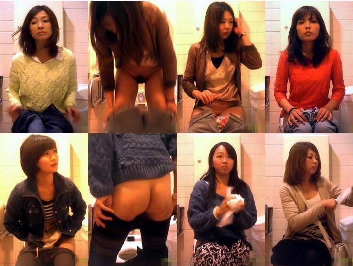 TO 5940 TO 5945 Peeping Eyes Toilet 完全攻略!キャロルさんの セレブの集まる洋式トイレ 3