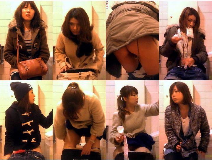 TO 5964 TO 5969 Peeping Eyes Toilet 完全攻略!キャロルさんの セレブの集まる洋式トイレ 3